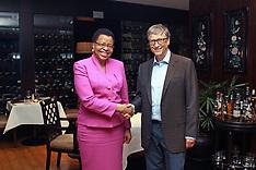 Bill Gates in Tanzania - 11 Aug 2017