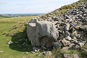 Loughcrew megalithic monuments, in Co. Meath, Ireland, dating back to 3500 BC