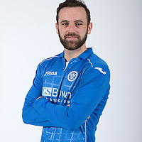 James McFadden, St Johnstone FC...Season 2014-2015<br /> Picture by Graeme Hart.<br /> Copyright Perthshire Picture Agency<br /> Tel: 01738 623350  Mobile: 07990 594431