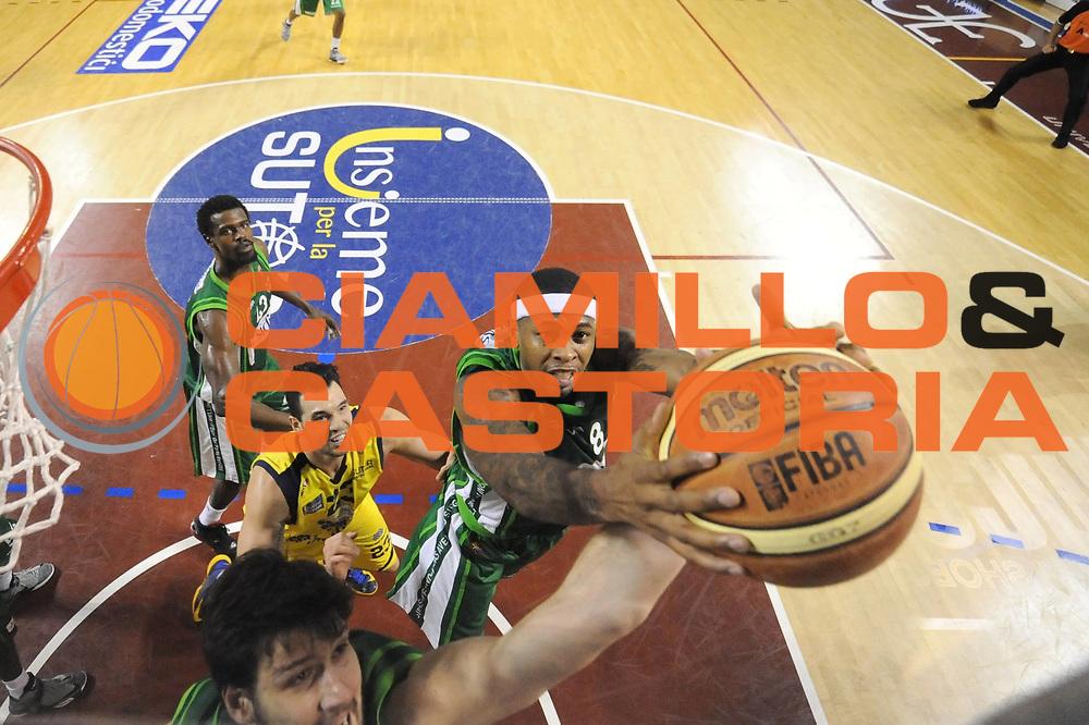 DESCRIZIONE : Ancona Lega A 2012-13 Sutor Montegranaro Sidigas Avellino<br /> GIOCATORE : Kaloyan Ivanov Jeremy Richardson<br /> CATEGORIA : rimbalzo special<br /> SQUADRA : Sidigas Avellino<br /> EVENTO : Campionato Lega A 2012-2013 <br /> GARA : Sutor Montegranaro Sidigas Avellino<br /> DATA : 20/01/2013<br /> SPORT : Pallacanestro <br /> AUTORE : Agenzia Ciamillo-Castoria/C.De Massis<br /> Galleria : Lega Basket A 2012-2013  <br /> Fotonotizia : Ancona Lega A 2012-13 Sutor Montegranaro Sidigas Avellino<br /> Predefinita :