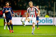 21-11-2015 VOETBAL:WILLEM II-PSV:TILBURG<br /> Nick van der Velden van Willem II <br /> <br /> Foto: Geert van Erven