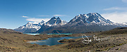Torres del Paine National Park in Chile.