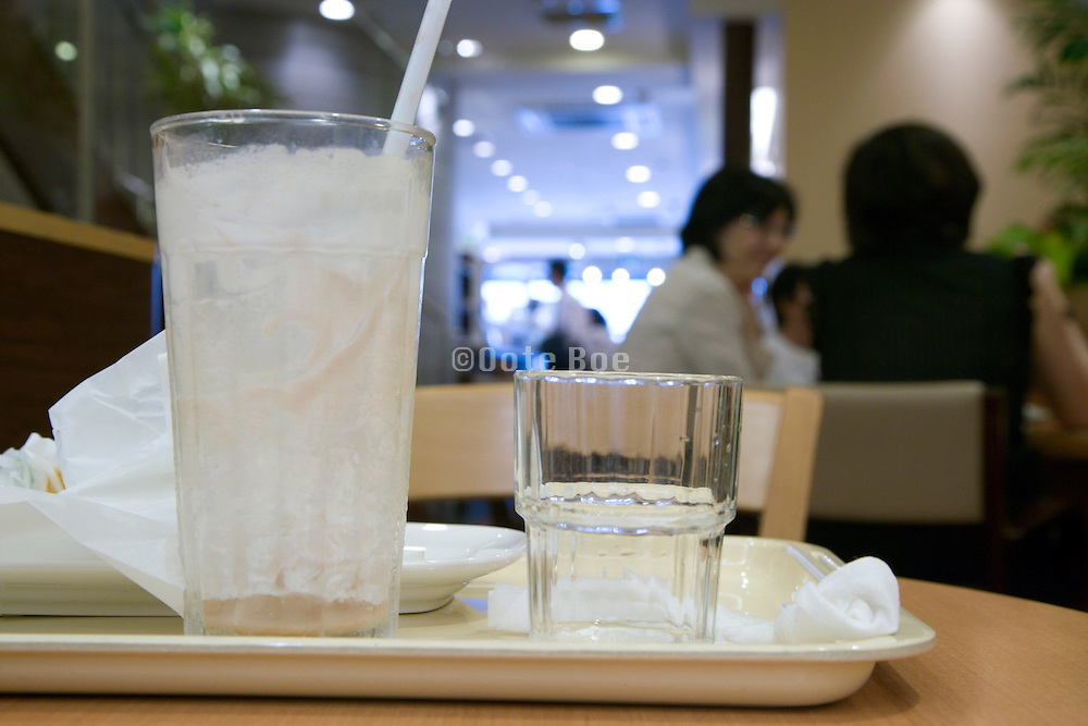 coffee bar in Tokyo