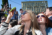 Victory Day parade, Moscow 2014