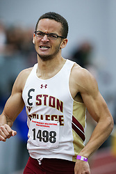 Bethell, BC, 400<br /> Boston University Athletics<br /> Hemery Invitational Indoor Track & Field