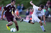Pitman High School Boys Soccer vs Glassboro - 23 September 2013