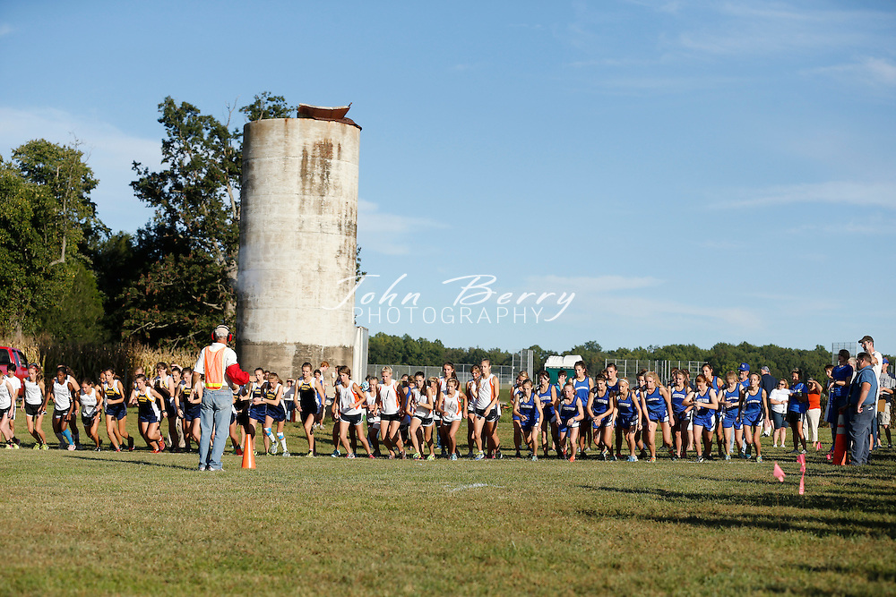 September/18/13:   MCHS Girls Cross Country vs Orange, Rappahannock and Manassas Park