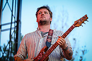 Modest Mouse photo by Mara Robinson at Pitchfork Music Festival, Friday July 16, 2010 at Union Park  by Cleveland Music Photographer Mara Robinson