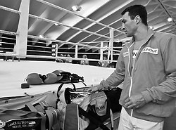 07.06.2011, Stanglwirt, Going, AUT, Wladimir Klitschko, Training, im Bild Wladimir Klitschko vor bereitet sich vorduring a training session at Hotel Stanglwirt, Going, Austria on 7/6/2011. EXPA Pictures © 2011, PhotoCredit: EXPA/ J. Groder