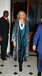 HRH PRINCESS MICHAEL OF KENT at a reception to celebrate the opening of Turks:A Journey of a Thousand Years, 600-1600 - an exhibition of Turkish art held at the Royal Academy of Arts, Piccadilly, London on 18th February 2005.<br /><br />NON EXCLUSIVE - WORLD RIGHTS