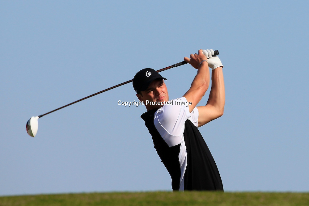 17/01/2013 European Tour 2013, Abu Dhabi HSBC Golf Championship, Abu Dhabi Golf Club, Abu Dhabi, United Arab  Emirates. 17-20 Jan. Martin  Kaymer of Germany during the first round.