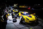 October 10-12, 2019: IMSA Weathertech Series, Petit Le Mans: #3 Corvette Racing Corvette C7.R, GTLM: Jan Magnussen, Antonio Garcia, Mike Rockenfeller, #4 Corvette Racing Corvette C7.R, GTLM: Oliver Gavin, Tommy Milner, Marcel Fassler