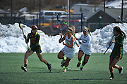 SU Women's lacrosse fell to SUNY Brockport 11-9 Saturday afternoon at Mustang Stadium in Owings Mills.SU Women's lacrosse fell to SUNY Brockport 11-9 Saturday afternoon at Mustang Stadium in Owings Mills.