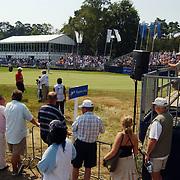 Golf KLM Open 2004, overzicht hole 18