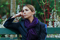 HRH Princess Haya Bint Al Houssein (JOR)<br /> Rolex FEI World Cup Final - Geneve 2010<br /> © Dirk Caremans