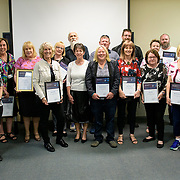 Staff awards, Disability Services