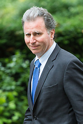 Downing Street,  London, June 27th 2015. Chancellor of the Duchy of Lancaster and Policy Advisor Oliver Letwin arrives for the first post-Brexit cabinet meeting at 10 Downing Street