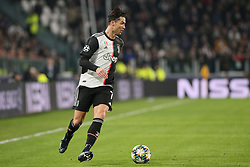 November 26, 2019, Turin, Italy: 7 cristiano ronaldo (juventus)during Tournament round - Juventus FC vs Atletico Madrid, Soccer Champions League Men Championship in Turin, Italy, November 26 2019 - LPS/Claudio Benedetto (Credit Image: © Claudio Benedetto/LPS via ZUMA Wire)