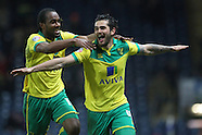 Blackburn Rovers v Norwich City 240215