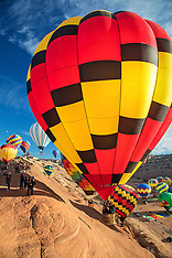 Gallup Red Rock Balloon Rally 2017