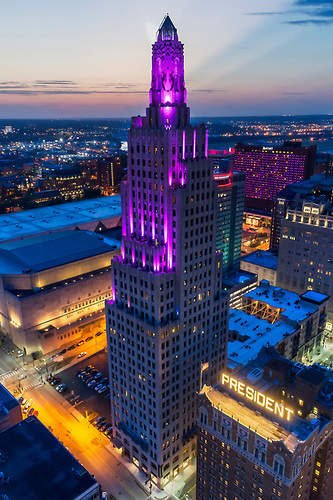 Power And Light Apartments Following Residential Conversion Of Historic  Office Highrise In Downtown Kansas City,
