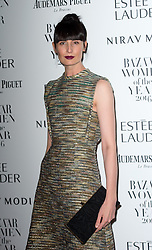 Erin O'Connor bei den Harper's Bazaar Women of the Year Awards 2016 in London / 311016<br /> <br /> *** Harper's Bazaar Women of the Year Awards 2016 in London on October 31, 2016 ***