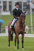 CELTIC FORTUNE ridden by Jamie Atkinson at Bramham International Horse Trials 2016 at Bramham Park, Bramham, United Kingdom on 10 June 2016. Photo by Mark P Doherty.