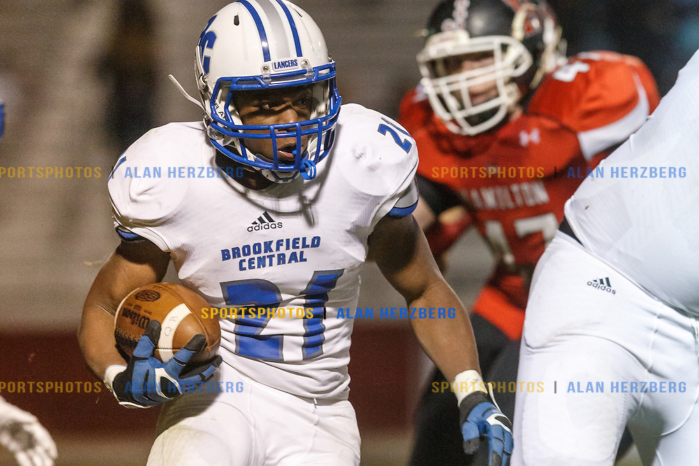 Brookfield Central @ Sussex Hamilton<br />
