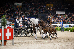 Exell Boyd, AUS, Bajnok, Clinton Star, Demi, Twilight <br /> Stuttgart German Masters 2017<br /> © Hippo Foto - Stefan Lafrentz<br /> 17/11/17
