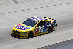 June 2, 2017 - Dover, DE, United States of America - June 02, 2017 - Dover, DE, USA: Ricky Stenhouse Jr. (17) takes to the track to practice for the AAA 400 Drive for Autism at Dover International Speedway in Dover, DE. (Credit Image: © Justin R. Noe Asp Inc/ASP via ZUMA Wire)