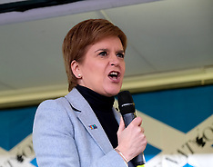 Independence Rally, Glasgow, 2 November 2019