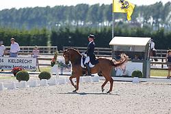 Heylen Tom (BEL) - Universal<br /> Belgisch Kampioenschap Dressuur - Hulsterlo/ Meerdonk 2013<br /> © Dirk Caremans
