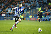 Sheffield Wednesday defender, on loan from Watford, Daniel Pudil (36)  during the Sky Bet Championship match between Sheffield Wednesday and Milton Keynes Dons at Hillsborough, Sheffield, England on 19 April 2016. Photo by Simon Davies.