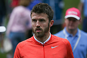 Michael Carrick during the Celebrity Pro-Am day at Wentworth Club, Virginia Water, United Kingdom on 23 May 2018. Picture by Phil Duncan.