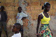 Paynesville community in Liberia.<br />