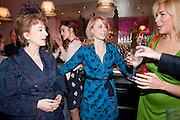 MAUREEN LIPMAN;  KEIRA KNIGHTLEY; KELLY PRICE The Society of London Theatre lunch for all the nominees for the 2010 Laurence Olivier Awards. Haymarket Hotel, 1 Suffolk Place, London, 2 March 2010