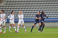 Fotball , 16. oktober 2016 ,<br /> SOCCER : PSG vs LSK - Womens Champions League - 10/13/2016<br />  PSG Paris - Lillestrøm <br /> joie Veronica Boquete (PSG) et Sandy Baltimore (PSG) deception (lillestrome)<br /> Norway only