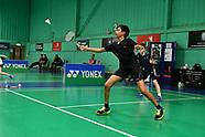 U13 Nationals Badminton 2019