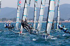 2015 ISAf SWC | 49erFX | day 2