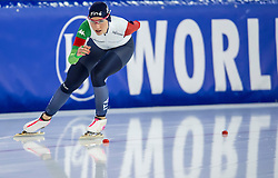 11-12-2016 NED: ISU World Cup Speed Skating, Heerenveen<br /> Francesca Lollobrigida ITA op de 5000 m