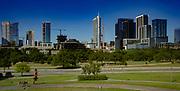 Austin Skyline, Austin, Texas, May 5, 2017.