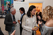 NICKY HASLAM; ANDY WONG; PATTI WONG; BASIA BRIGGS, Mrs. Richard Briggs at home.  Sloane Gardens. London. 20 October 2011. <br /> <br />  , -DO NOT ARCHIVE-© Copyright Photograph by Dafydd Jones. 248 Clapham Rd. London SW9 0PZ. Tel 0207 820 0771. www.dafjones.com.