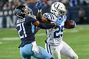 Sunday, Dec. 30, 2018 Nashville, TN during a game between the Indianapolis Colts and Tennessee Titans at Nissan Stadium in Nashville, TN Mickey Bernal/ Williamson Herald