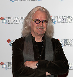 © Licensed to London News Pictures. 15/10/2012. London, U.K..BILLY Connolly at the Photocall today (15/10/2012) at the Empire theatre FOR THE BFI London film festival, Leicester Square for the film 'Quartet' directed by Dustin Hoffman and starring Billy Connolly, Pauline Collins, Tom Courtney, Sheridan Smith and Maggie Smith..Photo credit : Rich Bowen/LNP