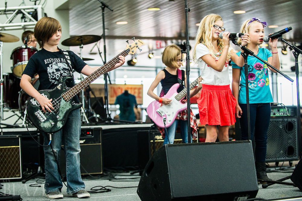 School of Rock 101 at the Rock Hall