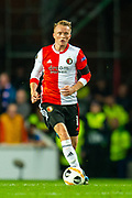 Sam Larsson (#11) of Feyenoord Rotterdam during the Europa League match between Rangers FC and Feyenoord Rotterdam at Ibrox Stadium, Glasgow, Scotland on 19 September 2019.