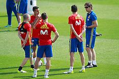 Spanish Football Training 9th June 2017