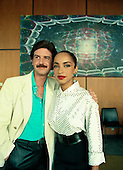 "1984 - Sade And Tony Hadley Interviewed For ""Video File.   (P92)"""