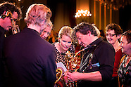 King Philippe and Queen Mathilde offer a fall concert at the Palace in Brussels.