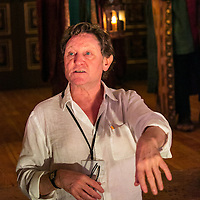 The Inn at Lydda by WOLFSON ;<br /> Director Andy Jordan ;<br /> Sam Wanamaker Playhouse, Globe Theatre ;<br /> 6 September 2016 ;<br /> Credit: Pete Jones/ArenaPal ;<br /> www.arenapal.com
